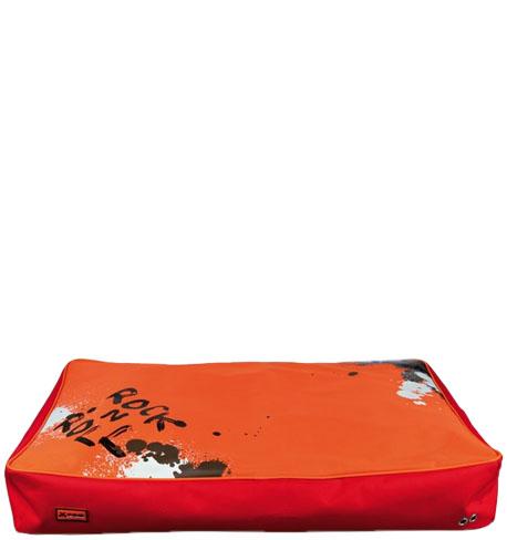 X-TRM Kissen (rot/orange)  100 x 70 cm