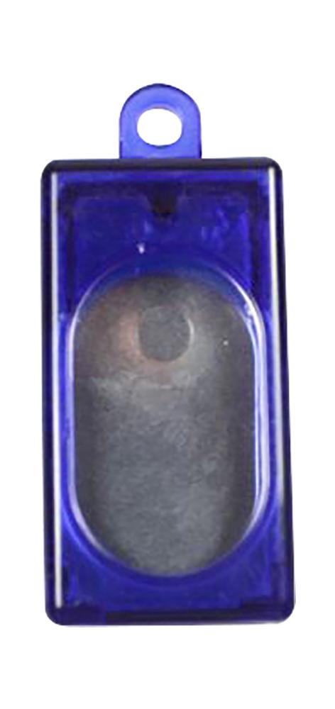 UNVERÄNDERTER FOLGEAUFTRAG - Kasten-Clicker incl. DRUCK 225 Stück Blau