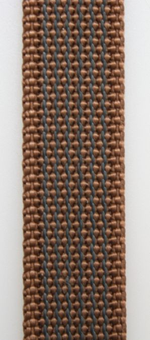 Biothane® RUND Schleppleine 8mm breit; 5m oder 10m lang; mit oder ohne Handschlaufe; in 6 Farben - Produced by 4Pfotenland  10m lang - ohne Handschlaufe  Braun