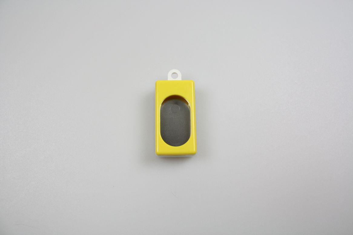Biothane® RUND Schleppleine 8mm breit; 5m oder 10m lang; mit oder ohne Handschlaufe; in 6 Farben - Produced by 4Pfotenland 5m lang - ohne Handschlaufe  Neongelb