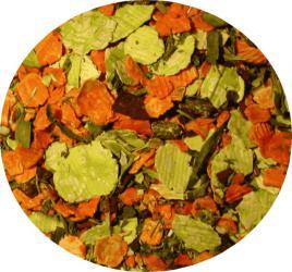 Top - Gemüse-Mix 1kg - im Eimer