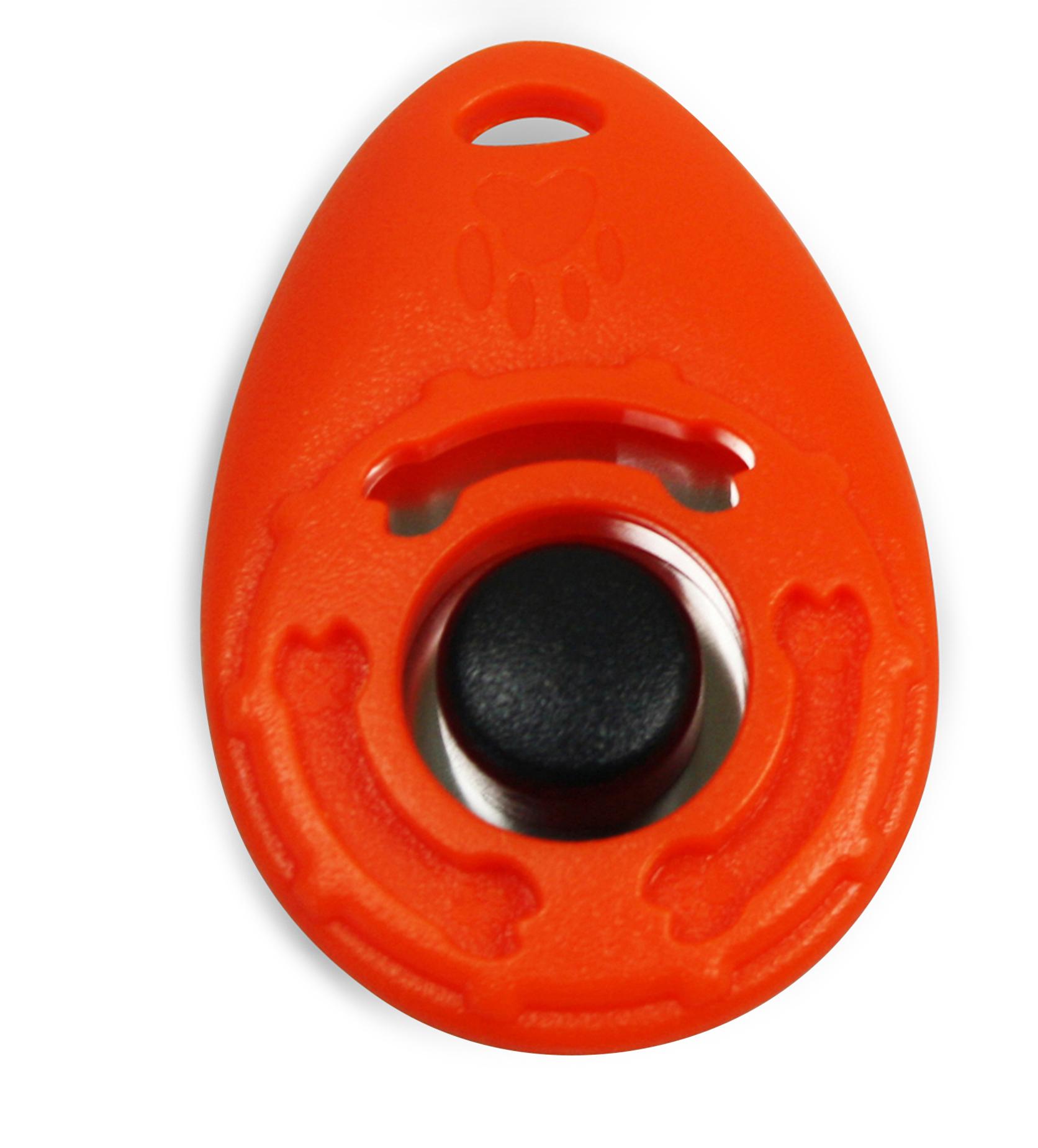 ERSTAUFTRAG - Premium-Clicker incl. DRUCK 150 Stück Orange