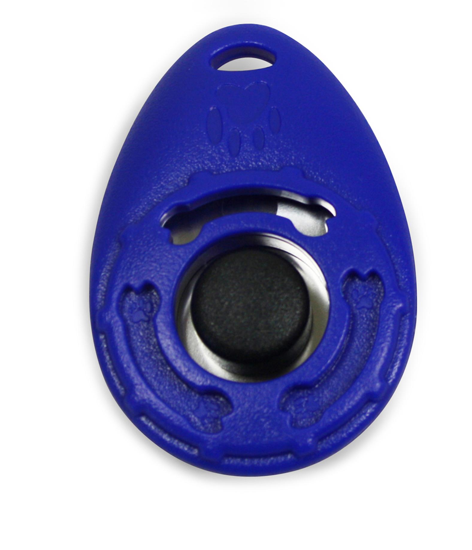 ERSTAUFTRAG - Premium-Clicker incl. DRUCK 75 Stück Blau