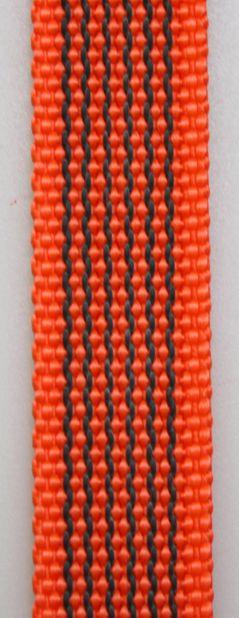 Biothane® RUND Schleppleine 8mm breit; 5m oder 10m lang; mit oder ohne Handschlaufe; in 6 Farben - Produced by 4Pfotenland  10m lang - mit Handschlaufe  Neonorange