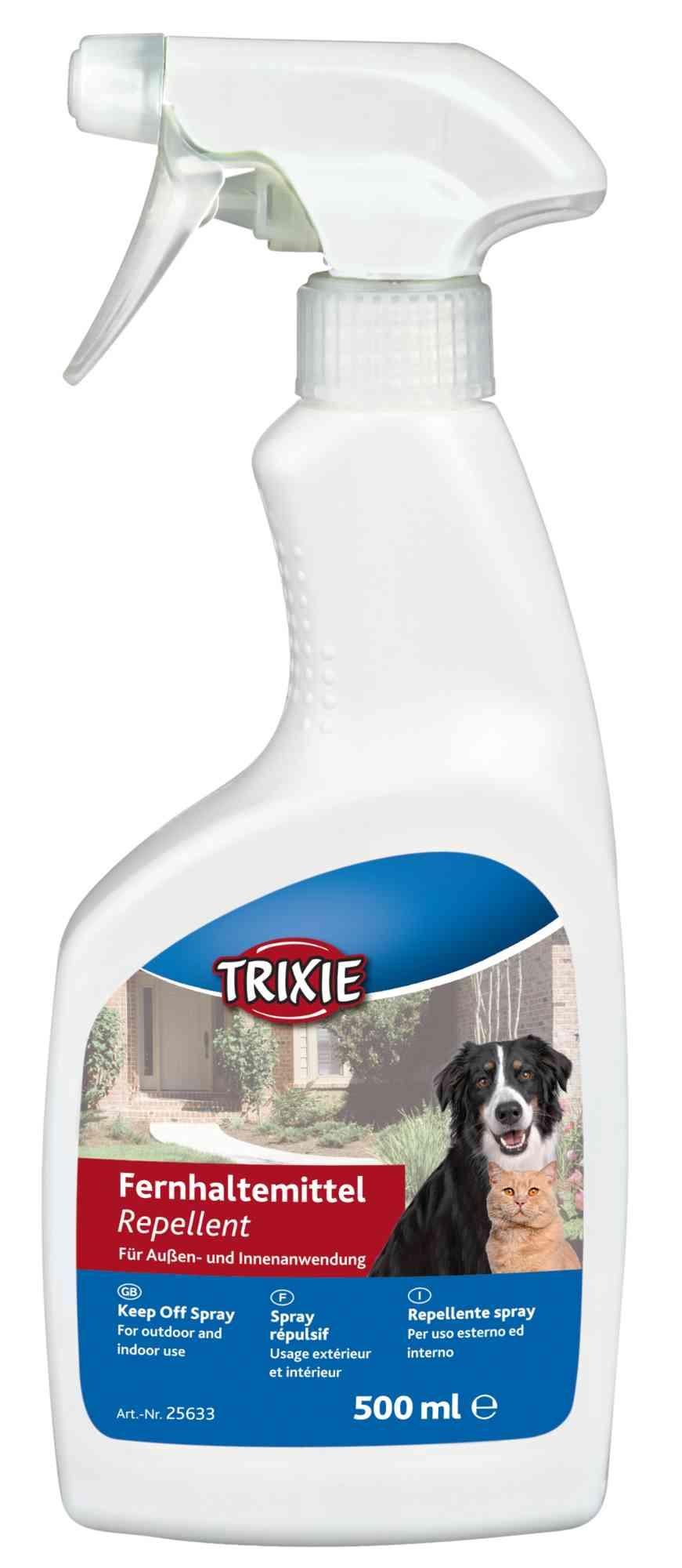 TRIXIE Fernhaltemittel Repellent Spray, 500 ml