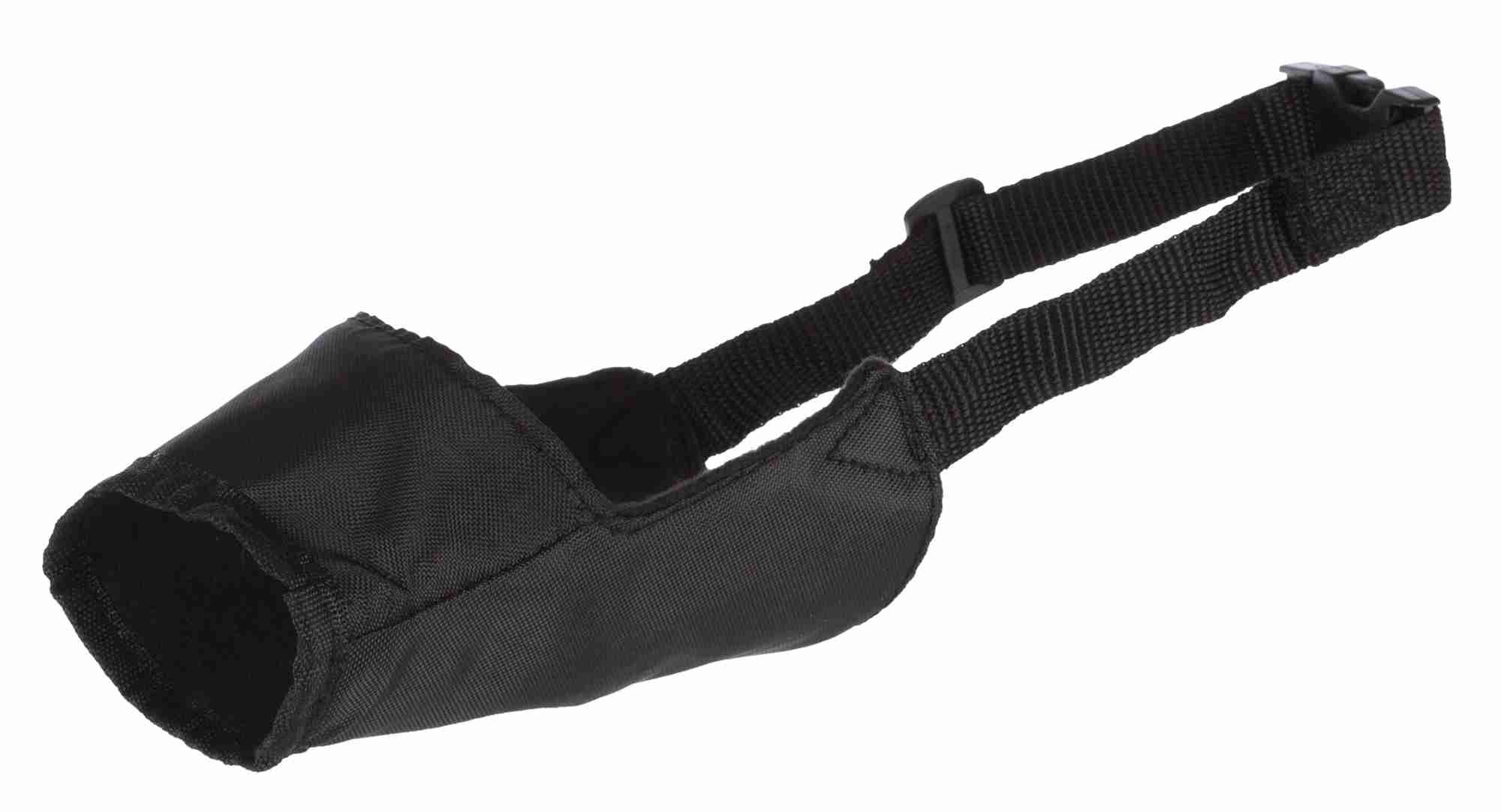 TRIXIE Maulkorb, Polyester TRIXIE Maulkorb, Polyester, L: 16–44 cm, schwarz