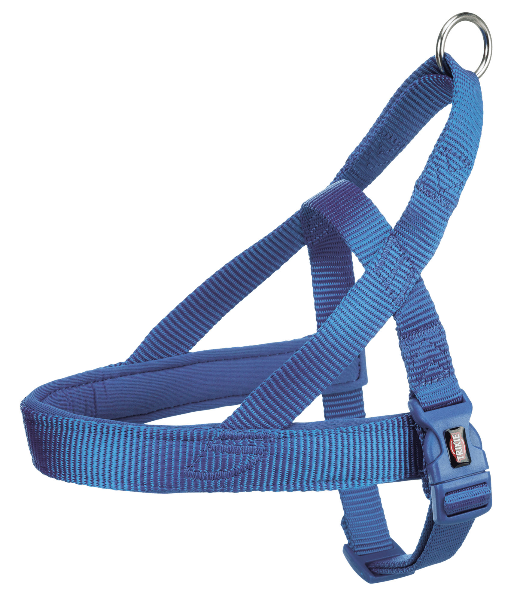 TRIXIE Premium Norweger-Geschirr TRIXIE Premium Norweger-Geschirr, XL: 78–100 cm/50 mm, royalblau
