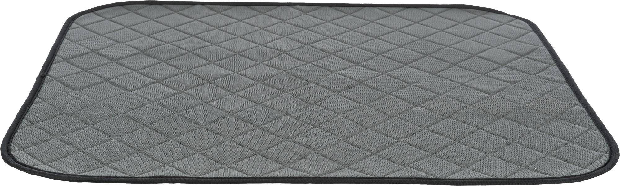 TRIXIE Hygiene-Unterlage Nappy Wash TRIXIE Hygiene-Unterlage Nappy Wash, 60 × 60 cm, grau