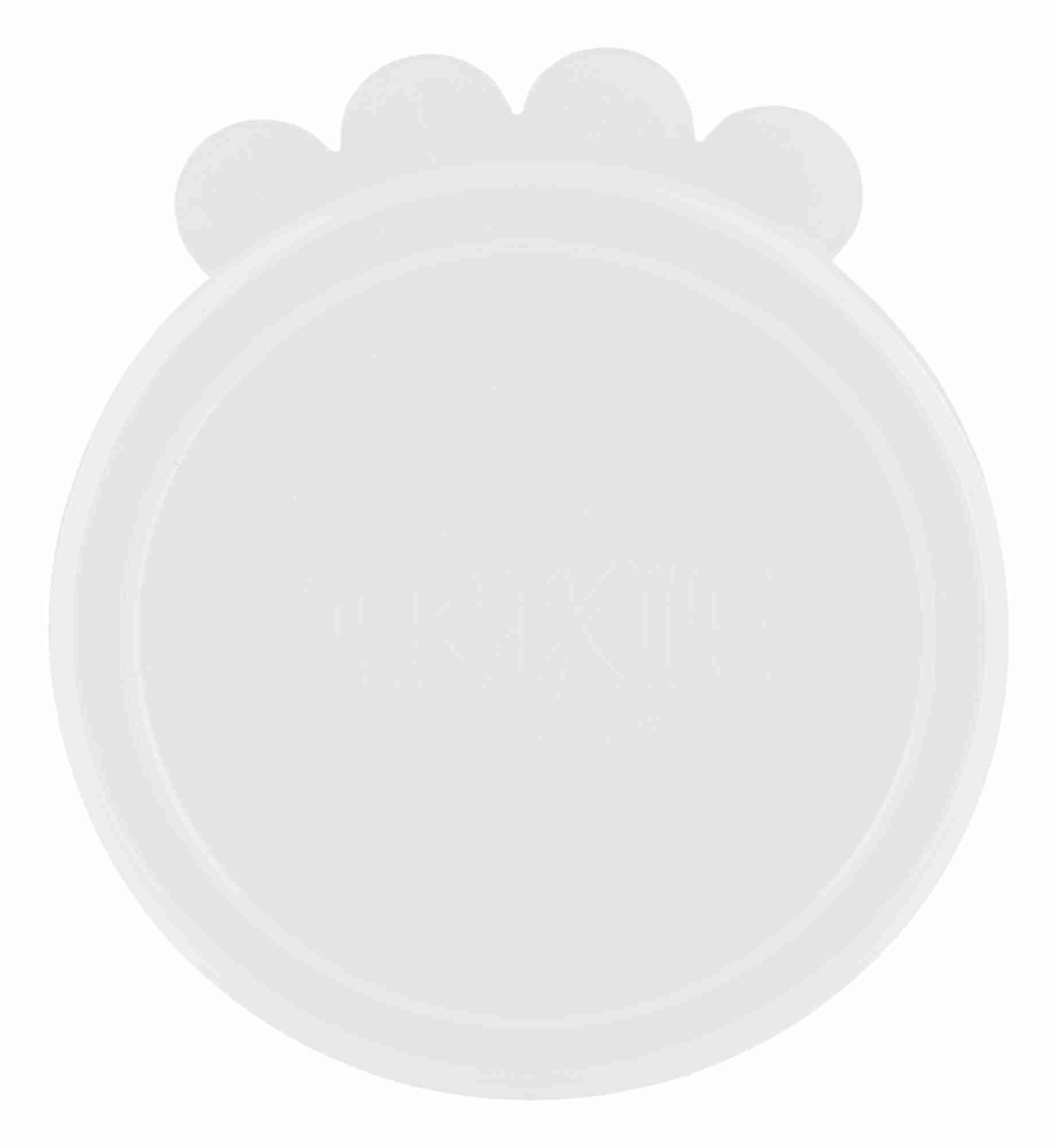 TRIXIE Dosendeckel, Silikon TRIXIE Dosendeckel, Silikon, ø 10,6 cm, 1 St., transparent