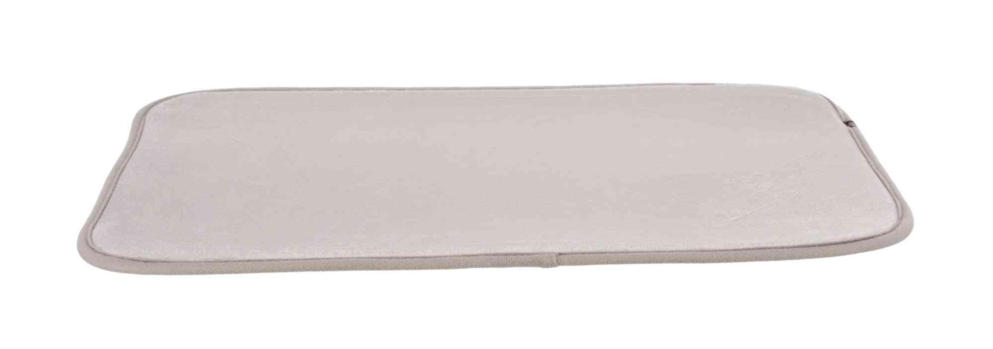 Liegematte für Transportbox TRIXIE Liegematte für Skudo 5/Gulliver 5 #39743/39872, 42 × 62 cm, grau
