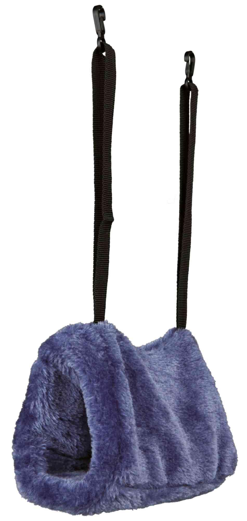 TRIXIE Kuschelhöhle zum Einhängen, Hamster, 9 × 12 × 16 cm