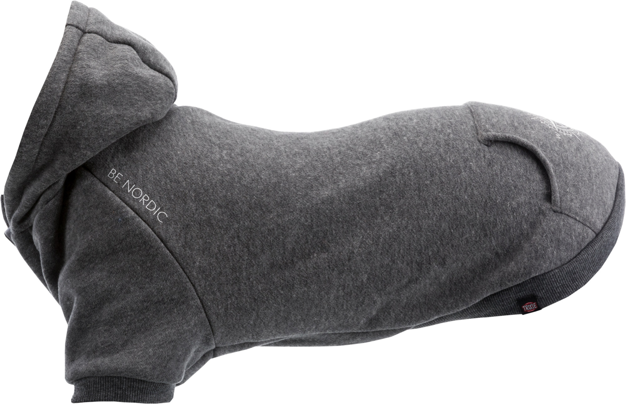 TRIXIE BE NORDIC Hoodie Flensburg TRIXIE BE NORDIC Hoodie Flensburg, XS: 30 cm, grau