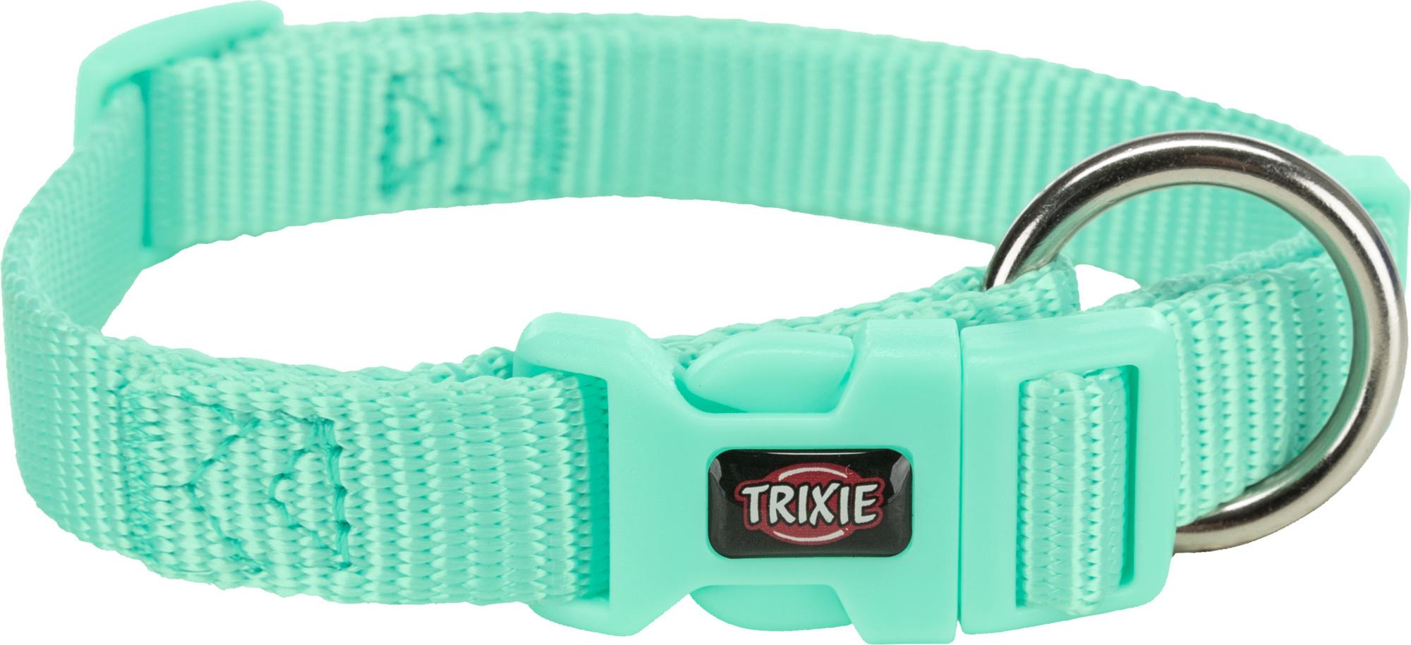 TRIXIE Premium Halsband TRIXIE Premium Halsband, S–M: 30–45 cm/15 mm, mint
