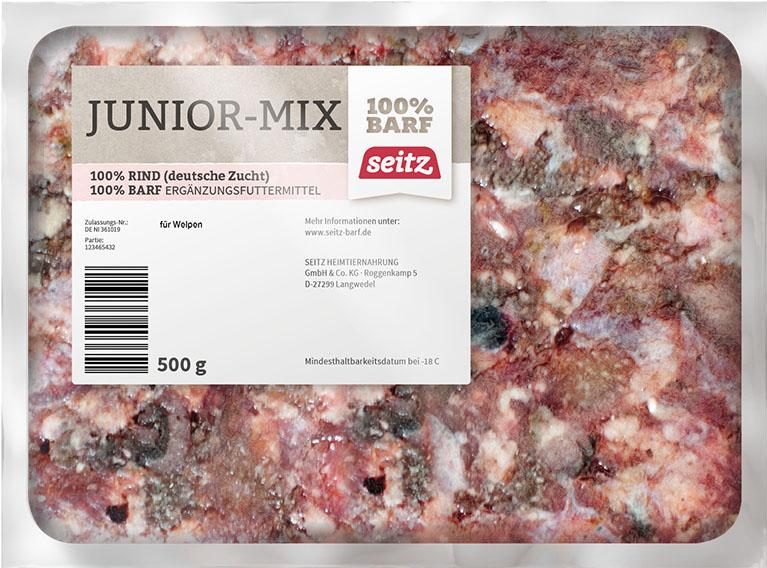 Seitz Junior - Mix 500g