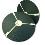 ORIGINAL Biothane® auf Rollen 30,5m pro Rolle 9mm  tannengrün