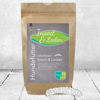 Schecker - Hypoallergen Insect & Lecker   -  3 kg -
