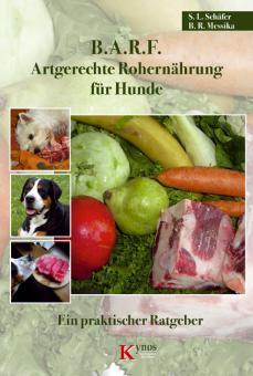 KYNOS - B.A.R.F. - Artgerechte Rohernährung für Hunde
