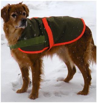 ROMNEY'S Hundemantel Safety  XS