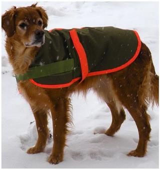 ROMNEY'S Hundemantel Safety  XL