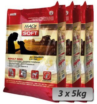 MAC's Soft Huhn (3 x 5kg)