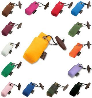 MYSTIQUE® Schlüsselanhängerdummy (in 14 Farben) Weinrot