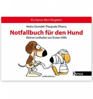 KYNOS - Notfallbuch für den Hund