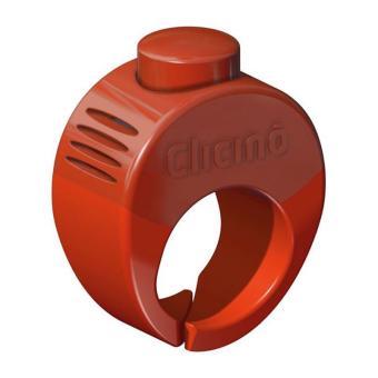 Clicino Clicker Ring S (18mm)   Orange