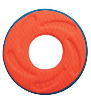 CHUCKIT! - Frisbee Zipflight / schwimmt (Flying Ring) S