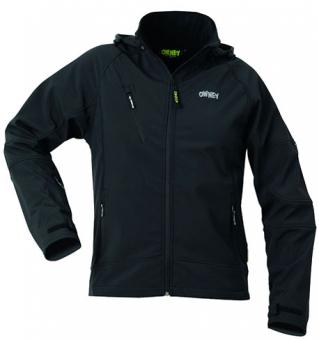 OWNEY Herren Softshelljacke FJORD schwarz
