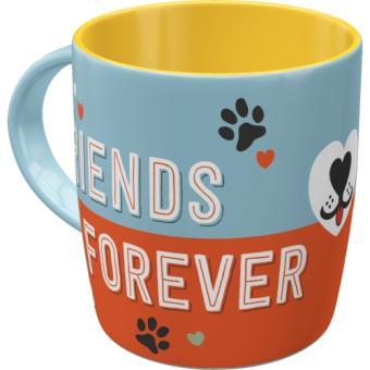 """PfotenSchild - Tasse """"Friends Forever"""""""