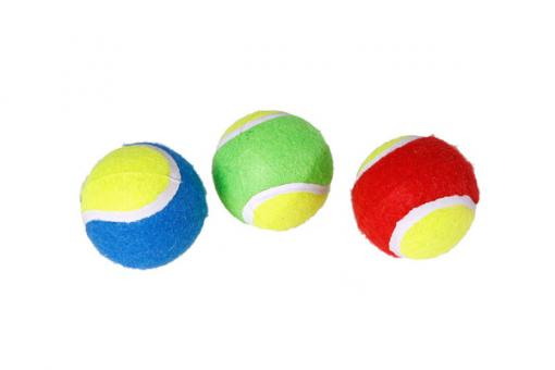 Karlie Tennisball Ø 6 cm farblich sortiert