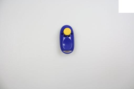 I-Clicker Blau