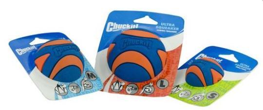 CHUCKIT! - ULTRA SQUEAKER BALL