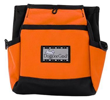 DOGGONE GOOD! Leckerlie-Tasche Orange