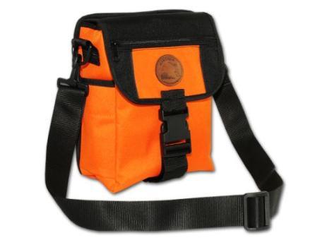 Mystique® Mini Dummytasche Deluxe orange/schwarz