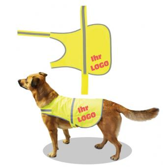 Reflektierende Hunde-Sicherheits-Weste
