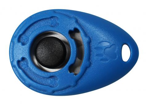 Premium-Clicker Blau
