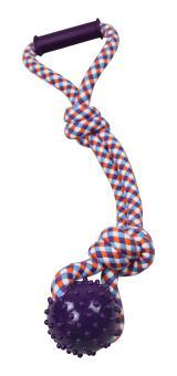 Ball am Seil, mit Griff ca. 45cm Länge