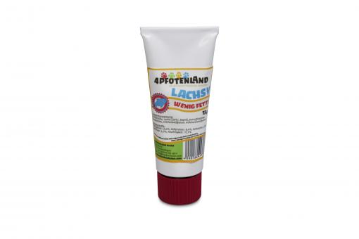 "Lachscreme in der Tube ""LACHSY"" 75g"