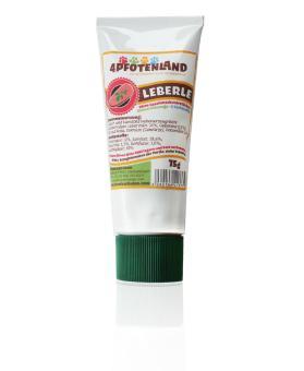 """Leberwurst in der Tube  """"LEBERLE"""" 75g"""