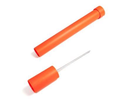 MYSTIQUE® Markierstab (Einweisestab) orange und schwarz  orange