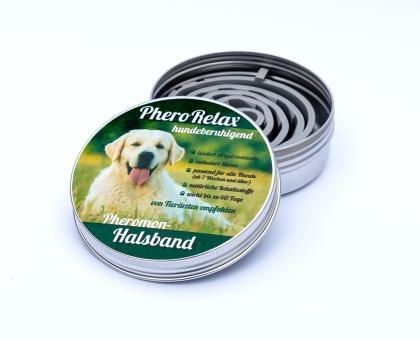 PheroRelax Pheromon Beruhigungshalsband für Hunde