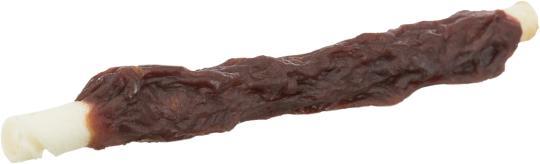 TRIXIE Denta Fun Ostrich Chewing Rolls, 12 cm, 100 g