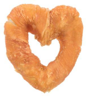 TRIXIE Denta Fun Chicken Heart, 70 g