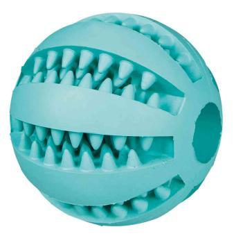 TRIXIE Denta Fun Ball, Naturgummi TRIXIE Denta Fun Ball, Mintfresh, Naturgummi, ø 5 cm