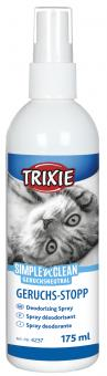 TRIXIE Simple'n'Clean Geruchs-Stopp, geruchsneutral, 175 ml