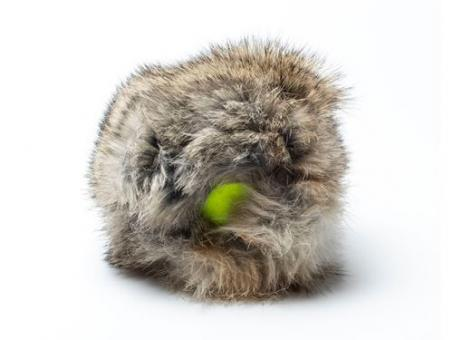 "MYSTIQUE® Rabbit ""Cover"" mit Tennisball"