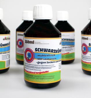 Schwarzkümmelöl 250ml