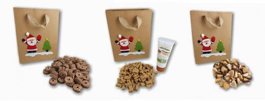 Weihnachts-Snack für Hunde