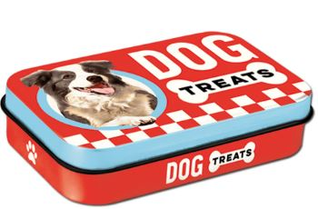 "PfotenSchild - Leckerli-Dose ""Dog Treats"""